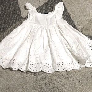 Child's dress. Soft material